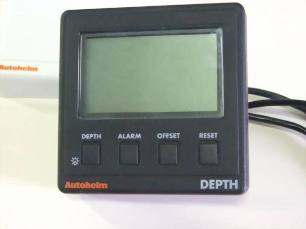 Autohelm St50 Depth Instrument