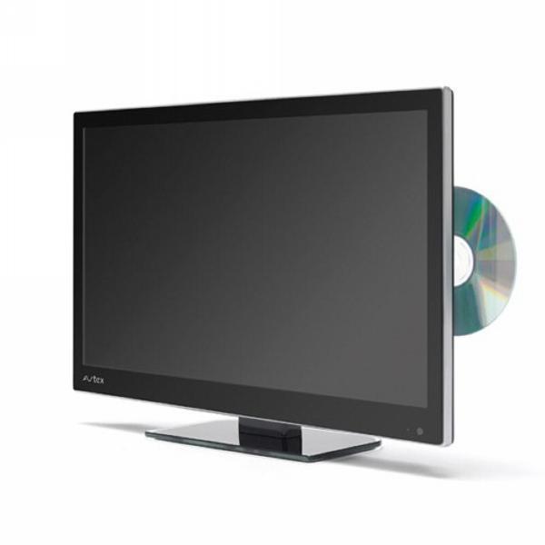 Avtex Super Slim 21 Inch LED Breedbeeld TV DVD