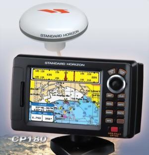 Standard Horizon Cp180 Plotter Advitek Marine Systems A